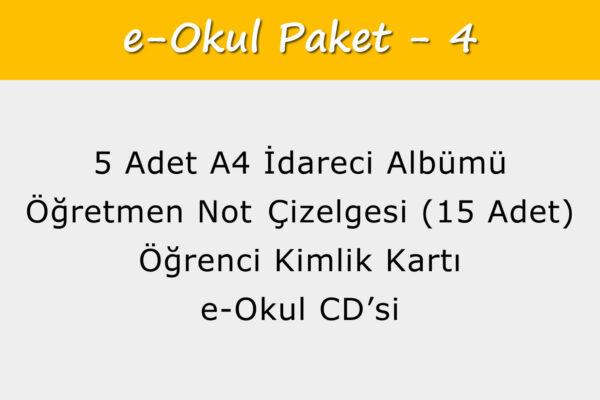 e-Okul Paketi